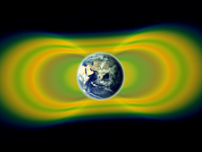 Two giant swaths of radiation, known as the Van Allen Belts, surrounding Earth were discovered in 1958. In 2012, observations from the Van Allen Probes showed that a third belt can sometimes appear.