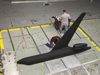 A semi-span jet model is to be tested in NASA Langley's 14-by-22 Foot Subsonic Wind Tunnel.