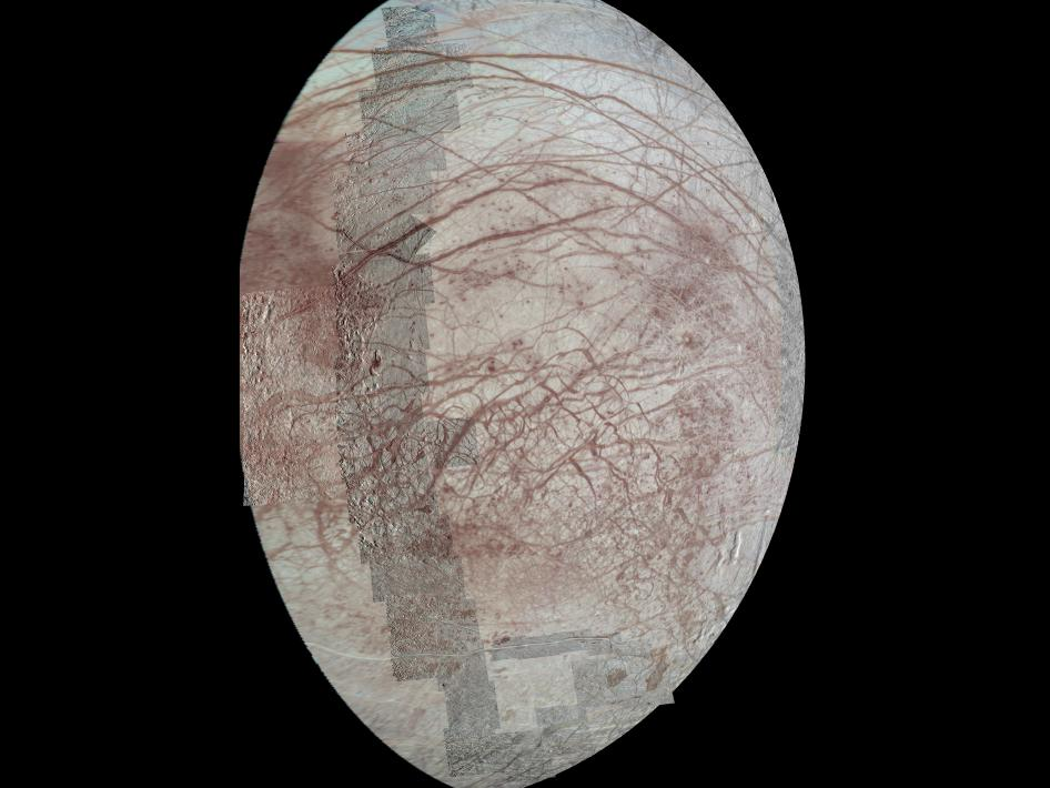 Europa Moon Pictures NASA High Resolution - Pics about space
