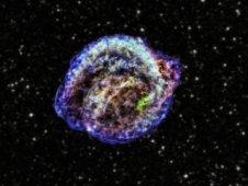 Kepler's supernova remnant (X-ray: NASA/CXC/NCSU/M.Burkey et al; Infrared: NASA/JPL-Caltech )
