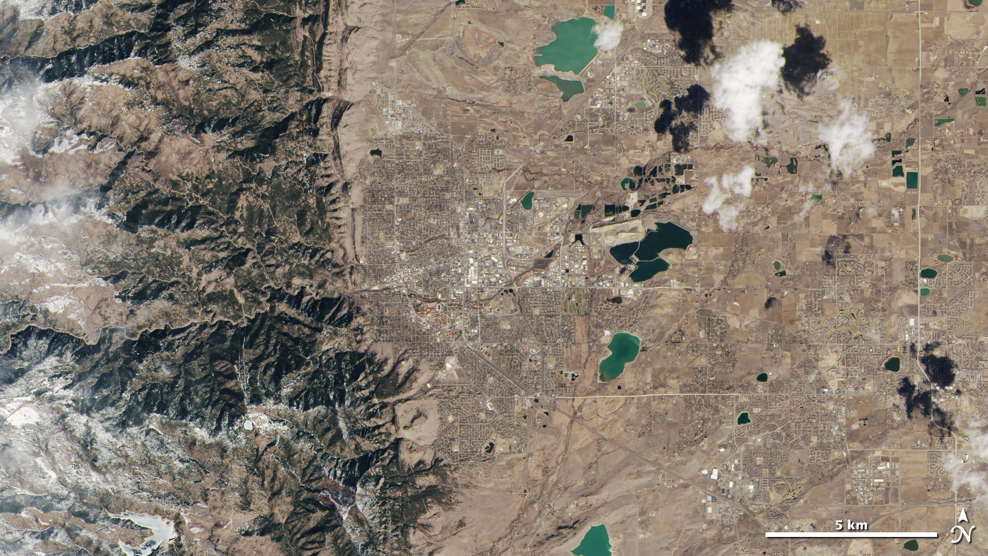 Lancement Atlas-5 • LDCM (Landsat#8) - (11/02/2013) 736127main_boulder_oli_2013077_1080_labeled-alt