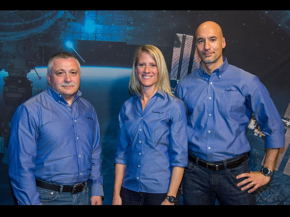 Expedition 36-37 Crew Members