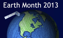NASA Earth Month 2013
