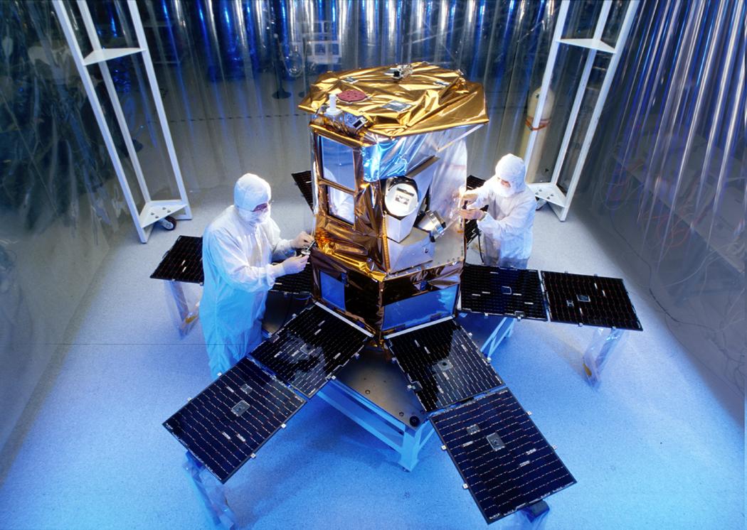 Nasa Nasa S Sorce Satellite Marks A Decade In The Sun