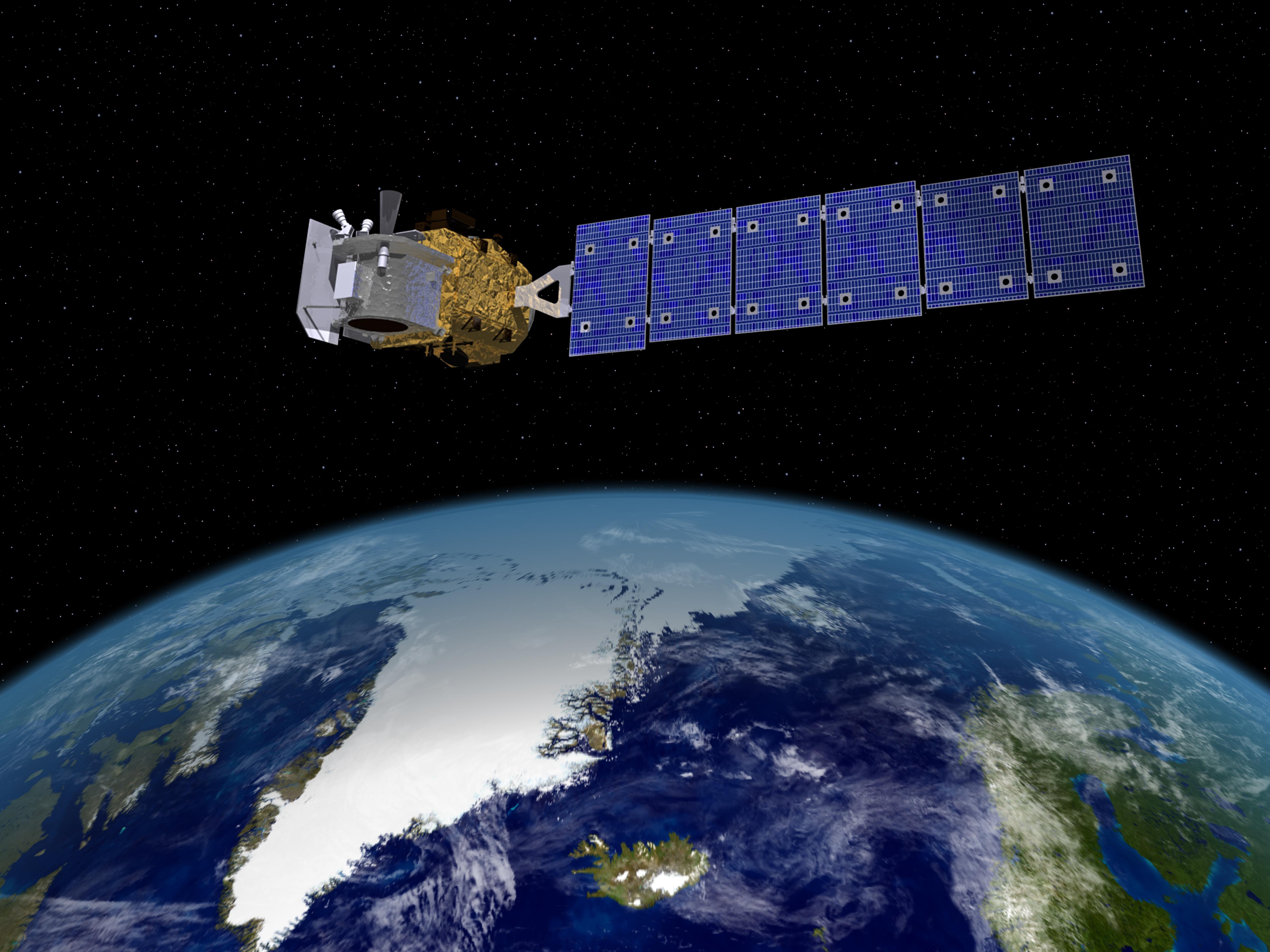 gps satellite nasa - photo #12