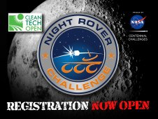 Registration opens for the 2013 Night Rover challenge.