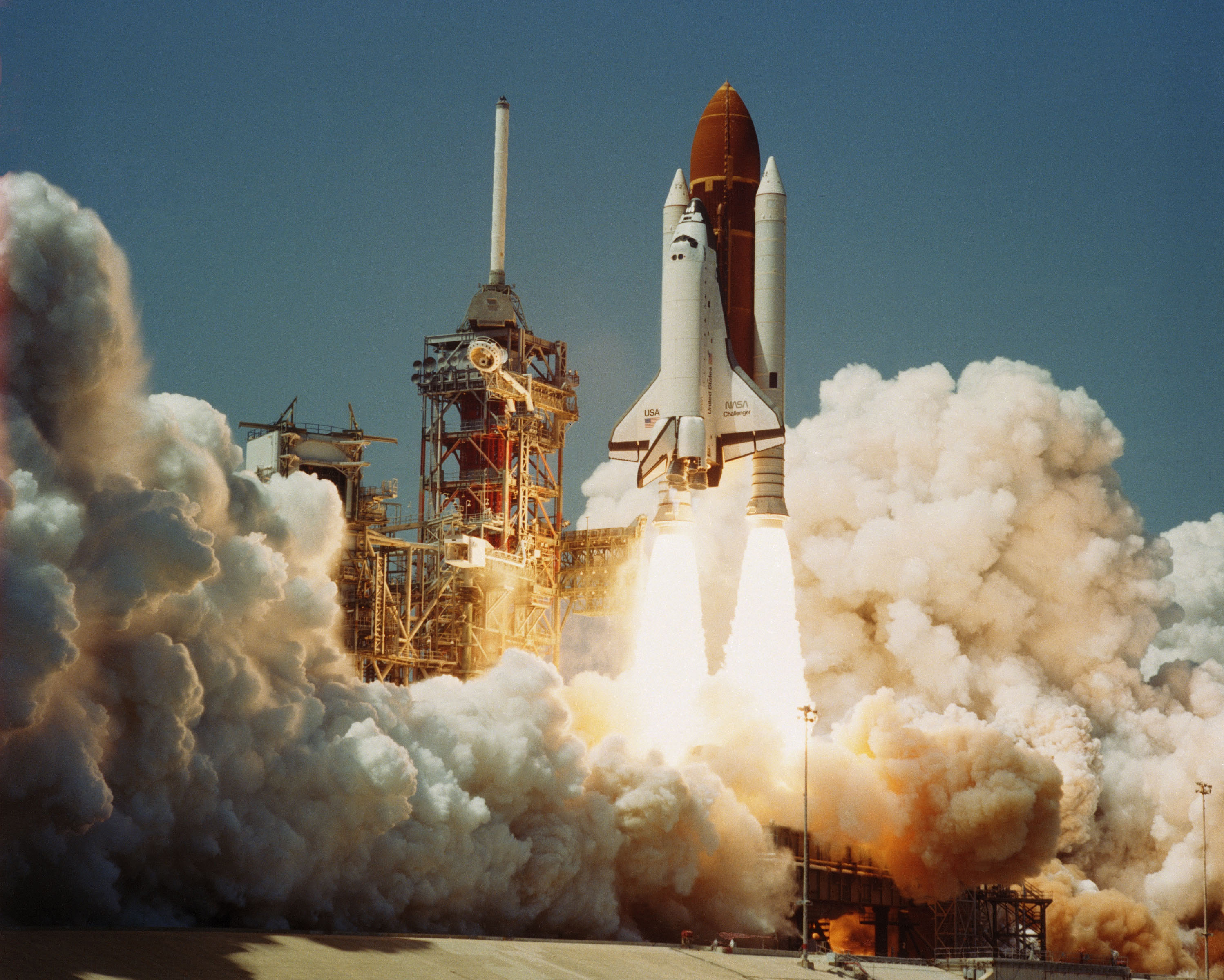an introduction to the challenger space shuttle The space shuttle challenger, which was first called sta-099, was built to serve as a test vehicle for nasa's shuttle program it was named after the british naval.