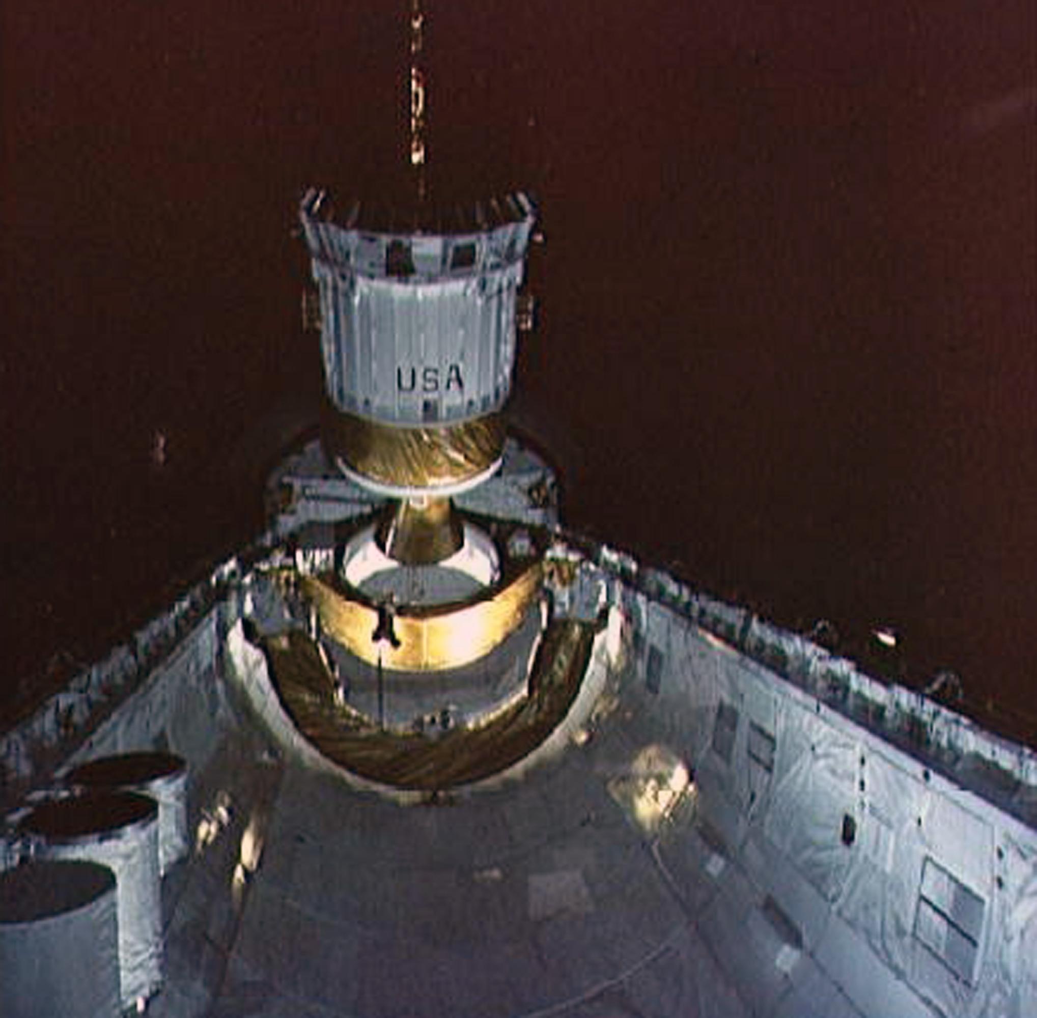 NASA's TDRS Era Began During Challenger's Maiden Voyage
