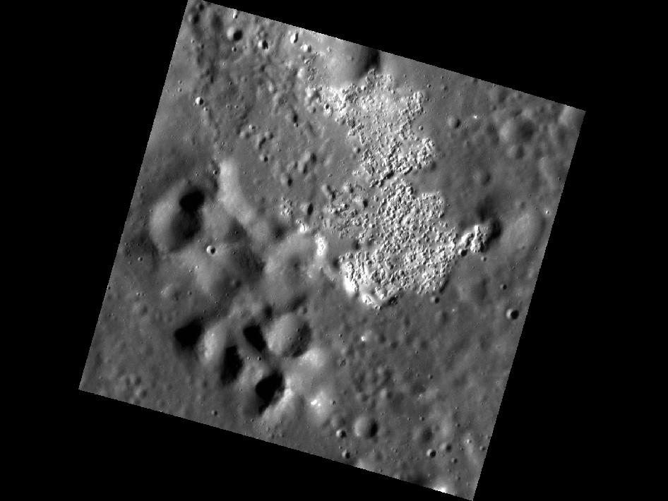 Image from Orbit of Mercury: An Unnamed Wonder