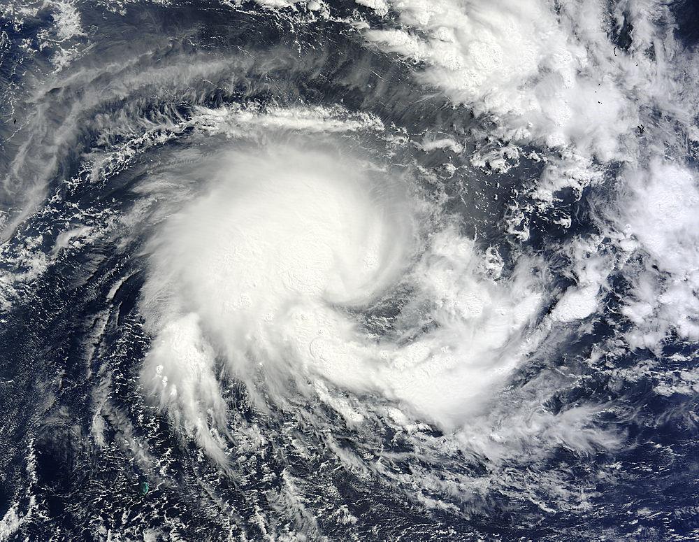 NASA - Tropical Cyclone Imelda (Southern Indian Ocean)