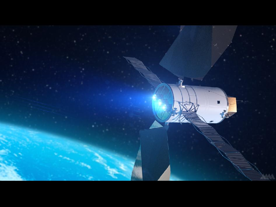 nasa solar electric propulsion