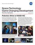 Game Changing Development Program January 2013 Highlights