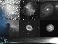 Astronomers Without borders examples of online imaging