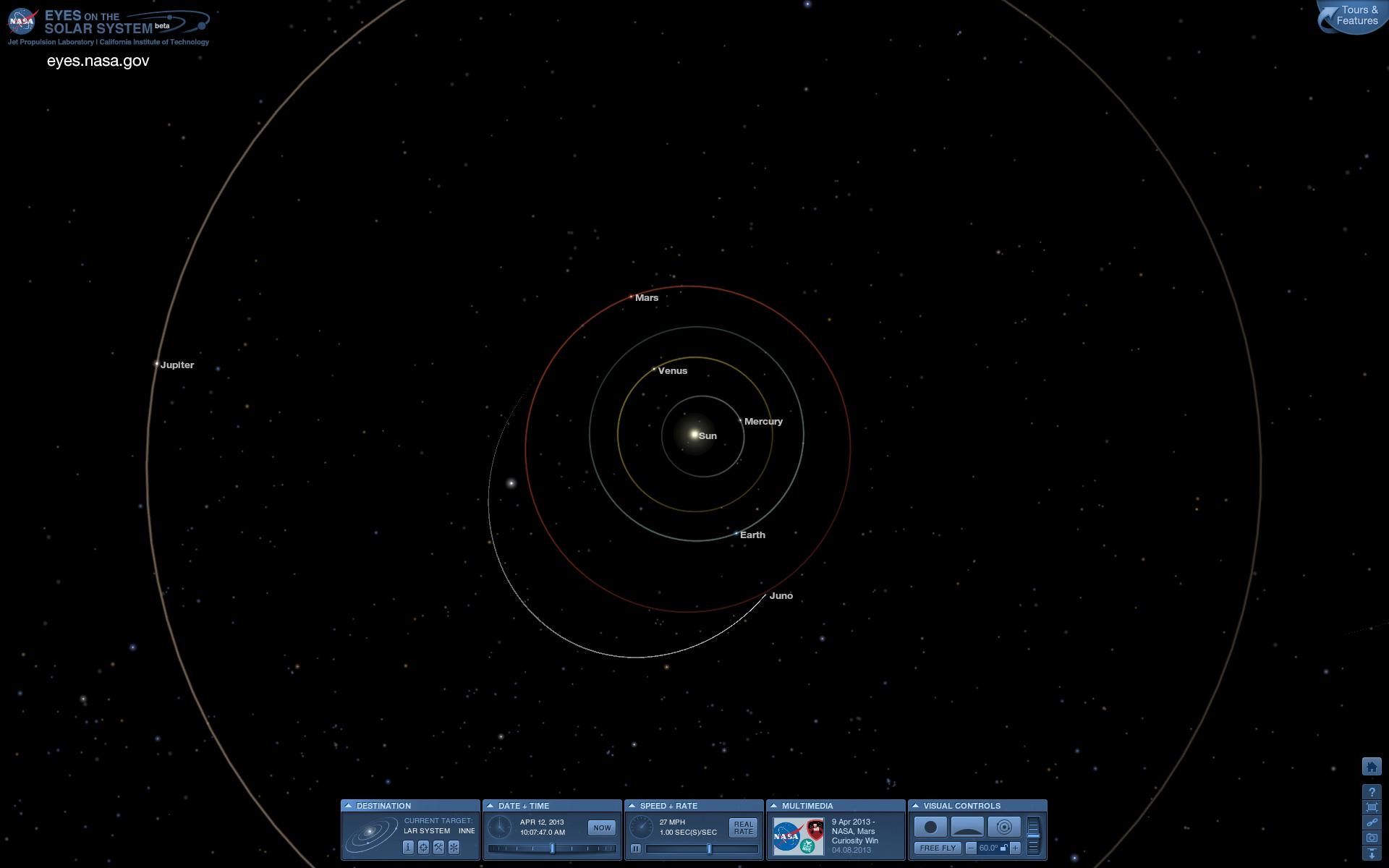nasa planet simulator - photo #15