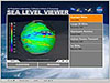 NASA JPL's Sea Level Viewer Flash Animation page