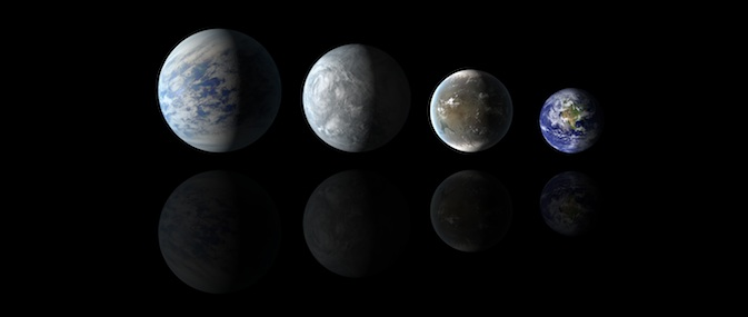 row planets in space - photo #10