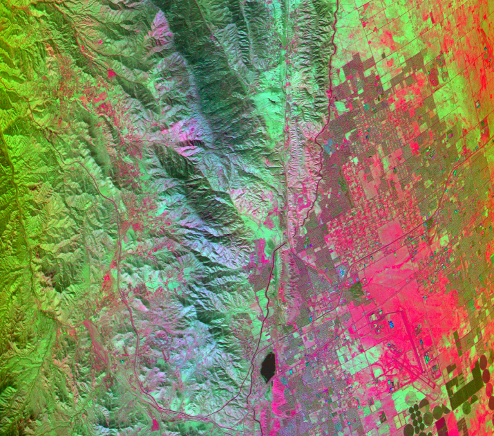 NASA - NASA's HyspIRI: Seeing the Forest and the Trees and ...