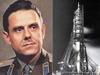 Colonel Vladimir Komarov and Soyuz 1