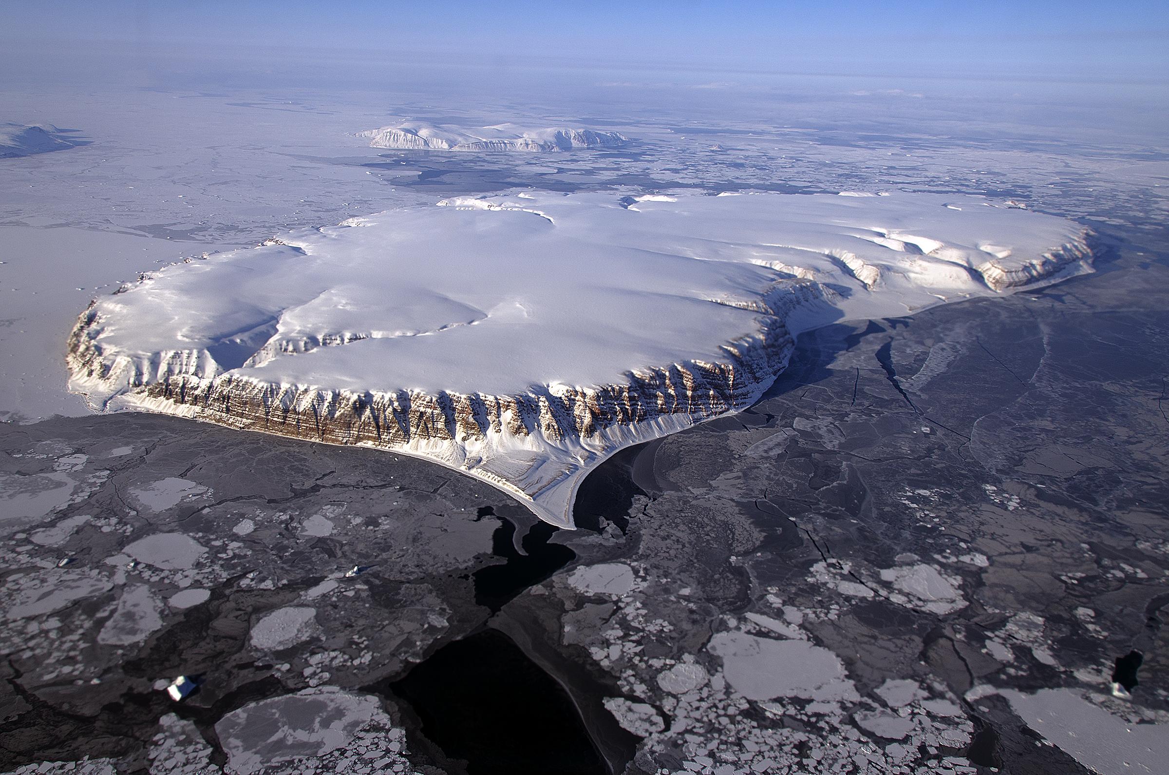 IceBridge - Arctic 2013   NASA