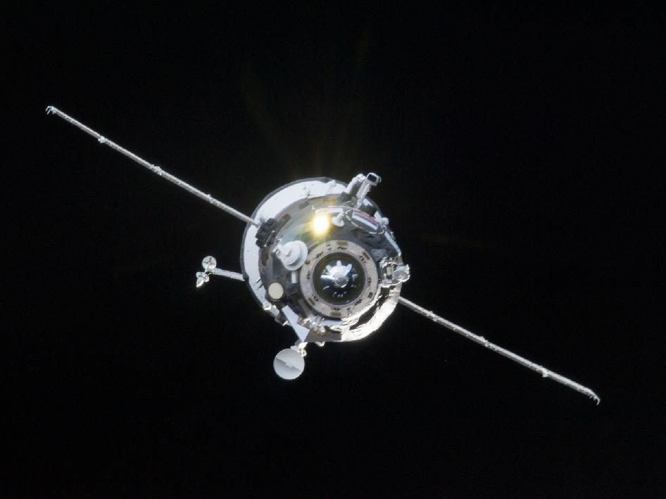 ISS Progress 51 cargo craft