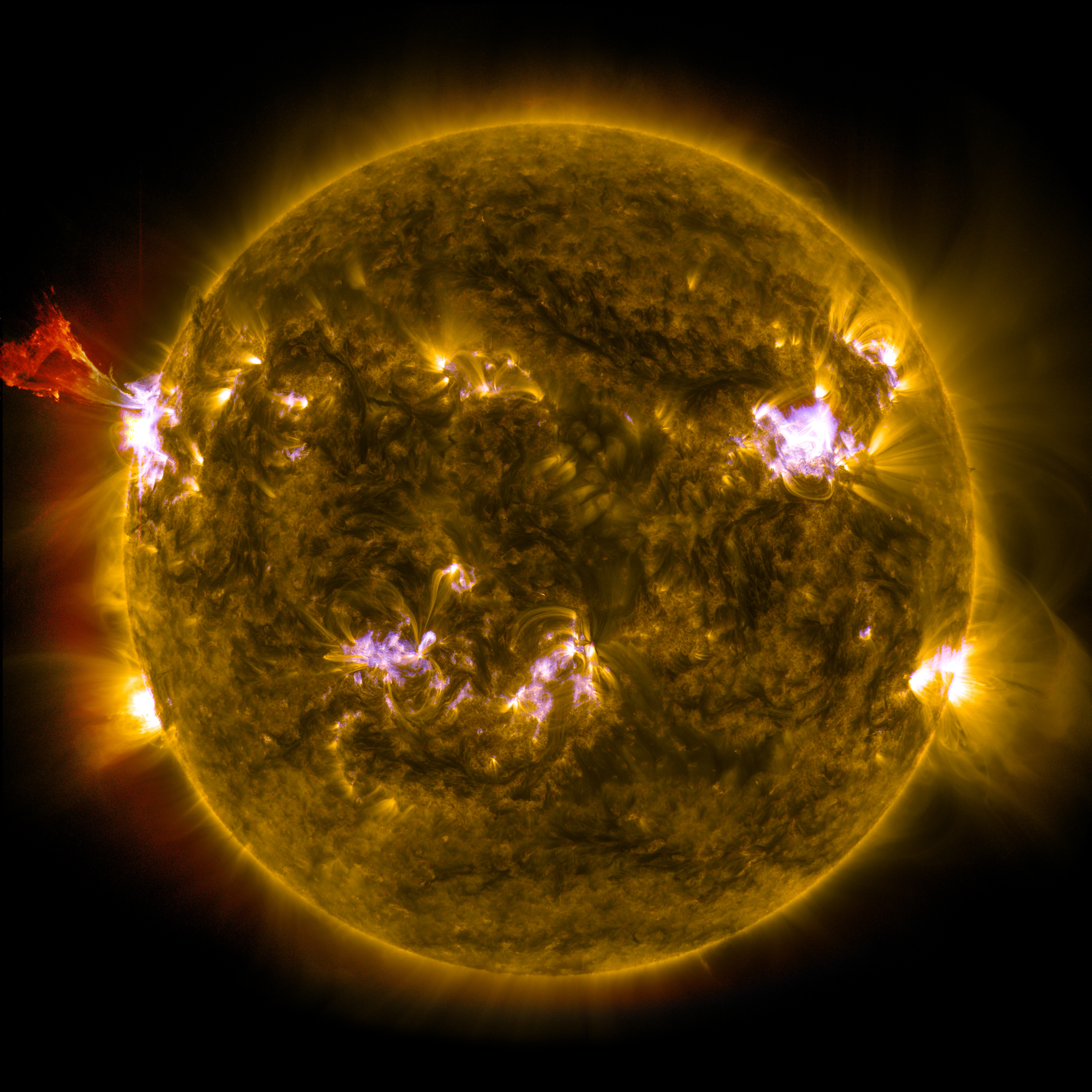 the sun s normal 11 year activity cycle is ramping up toward solar ...