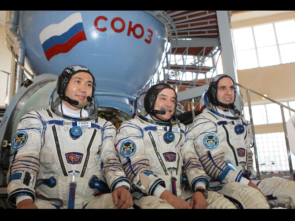 Expedition 36-37 backup crew