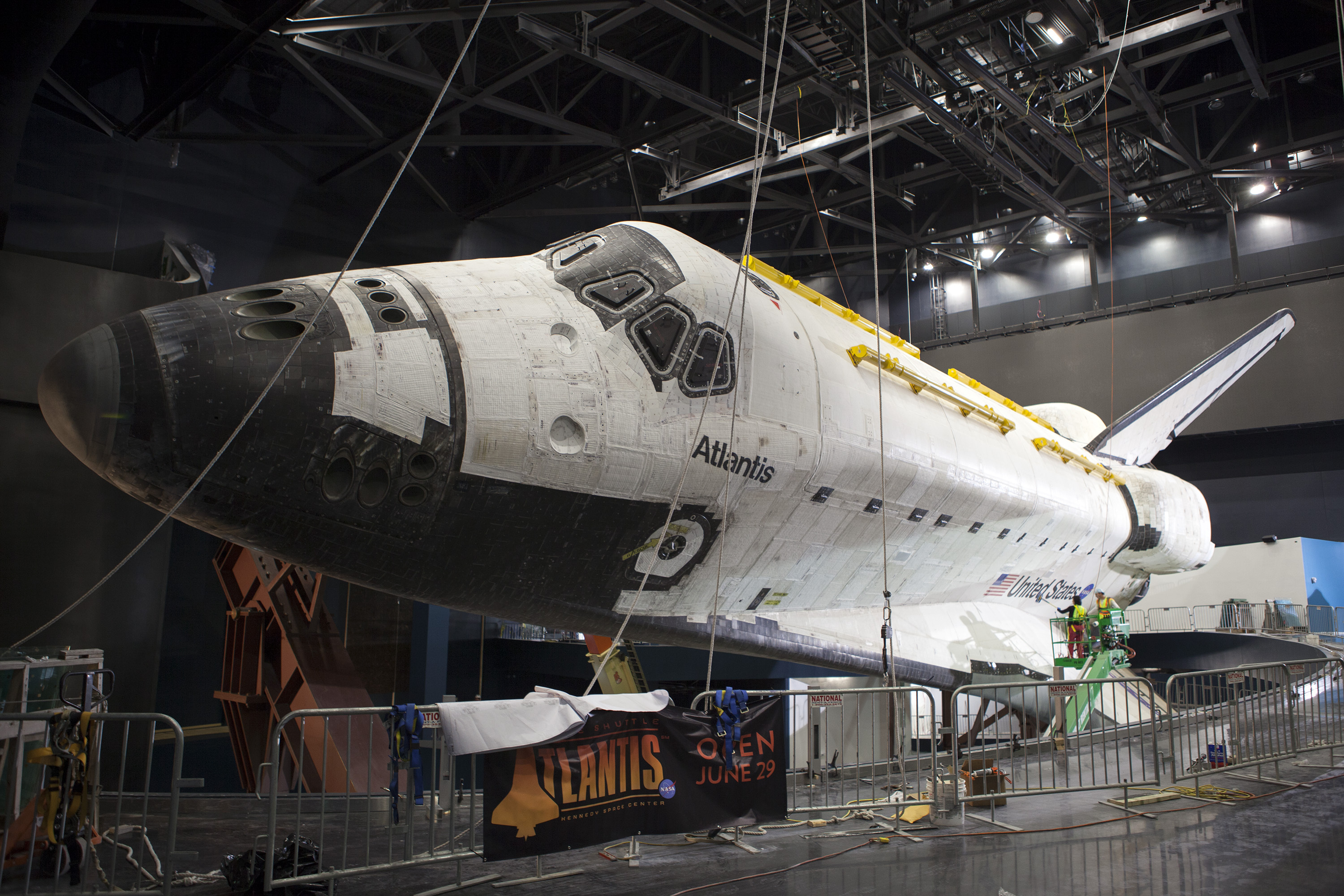 space shuttle atlantis accomplishments - photo #30