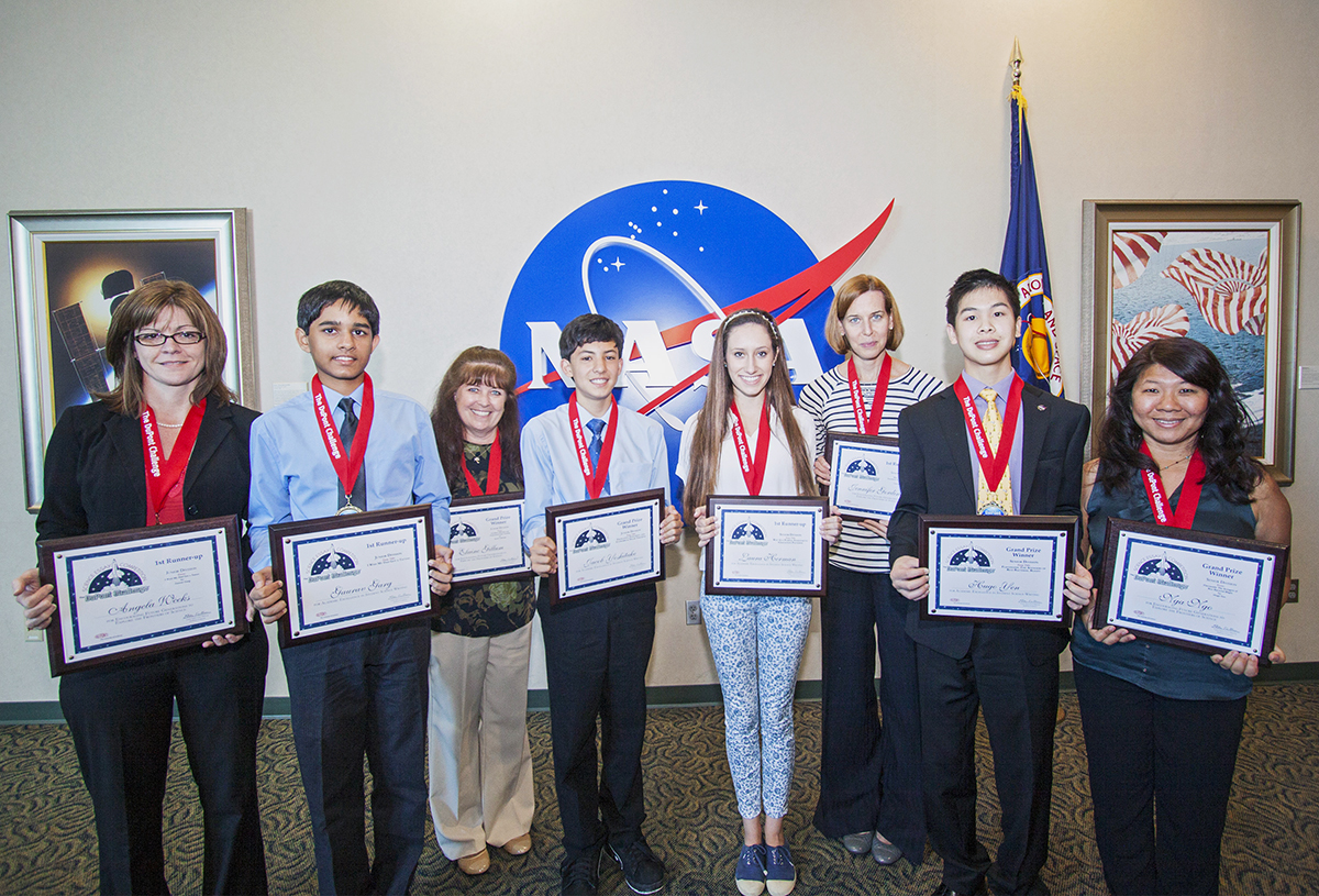 Nasa gifted dupont essay winners share passions