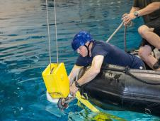 Orion Rescue and Recovery Training