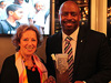 Leland Melvin Honored for Making a Difference