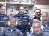 Expedition 36 Crew Welcomed Aboard Space Station
