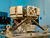 The flight Mid-Inrared Instrument (MIRI) at the Rutherford Appleton Laboratory in England.