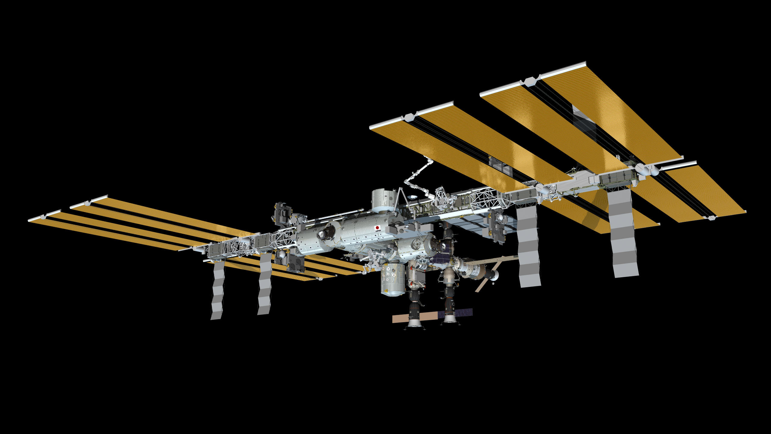 nasa space station in the school - photo #36