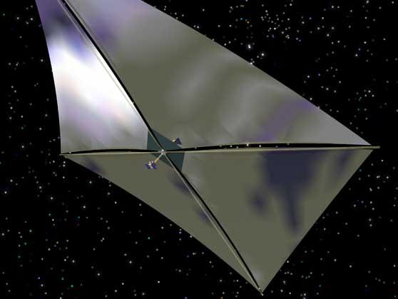 Image result for Solar sails