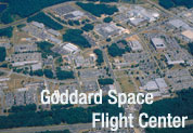 Goddard Space Flight Center icon
