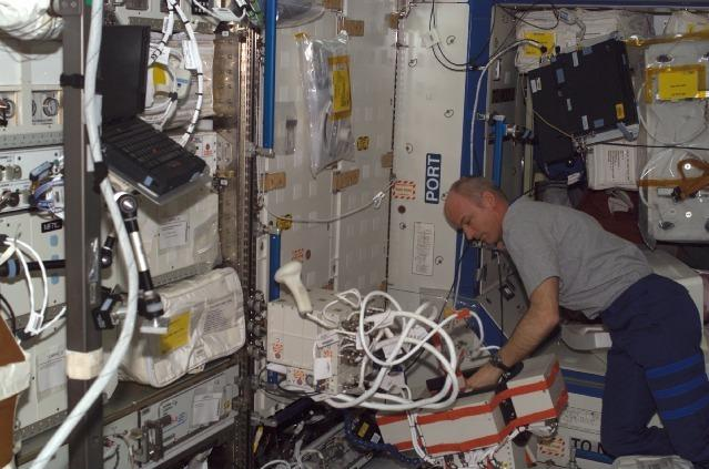NASA - Anomalous Long Term Effects in Astronauts' Central Nervous System