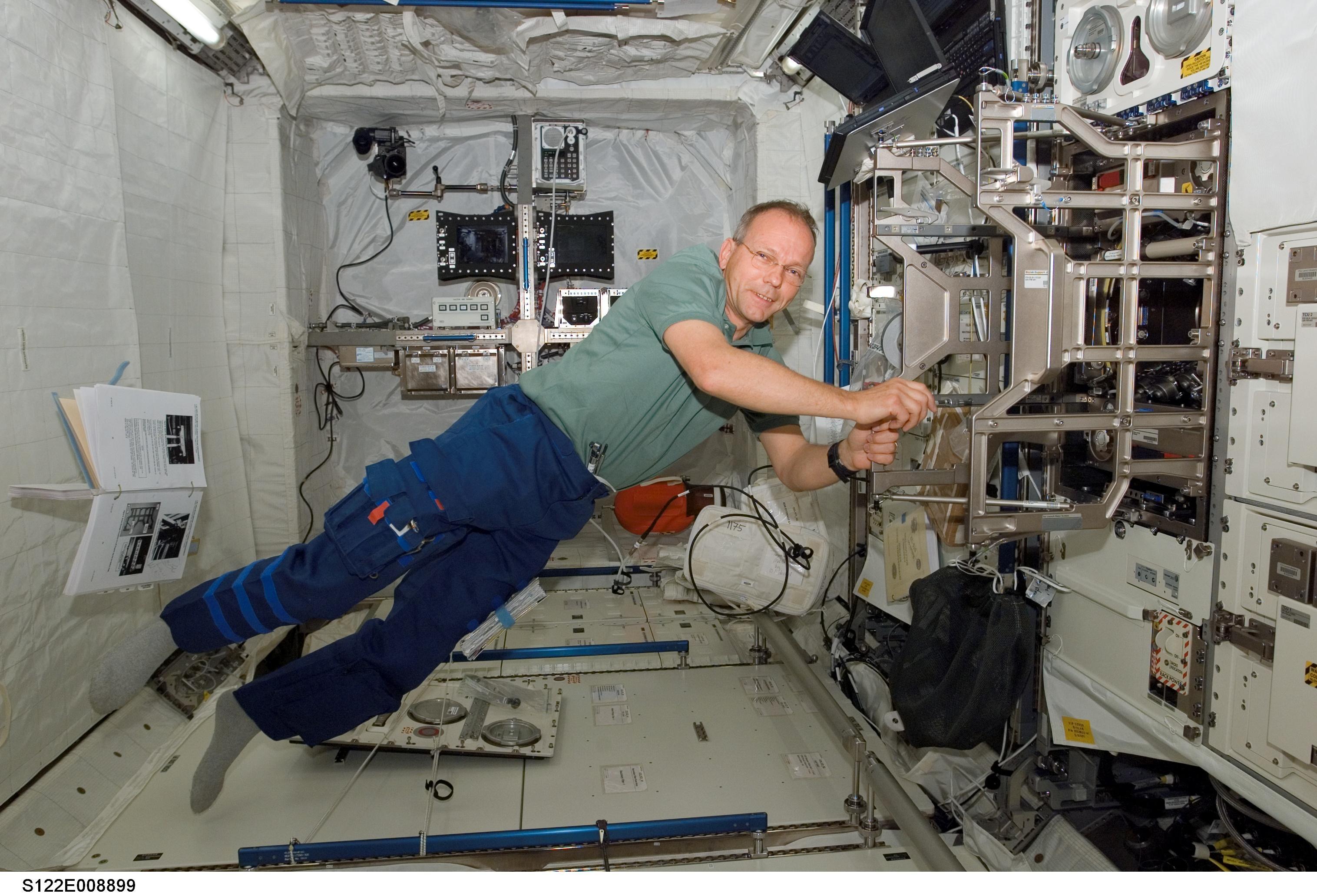 NASA - Biological Experiment Laboratory