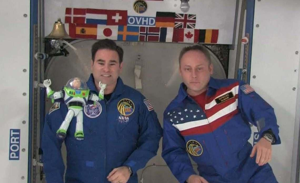 nasa buzz lightyear
