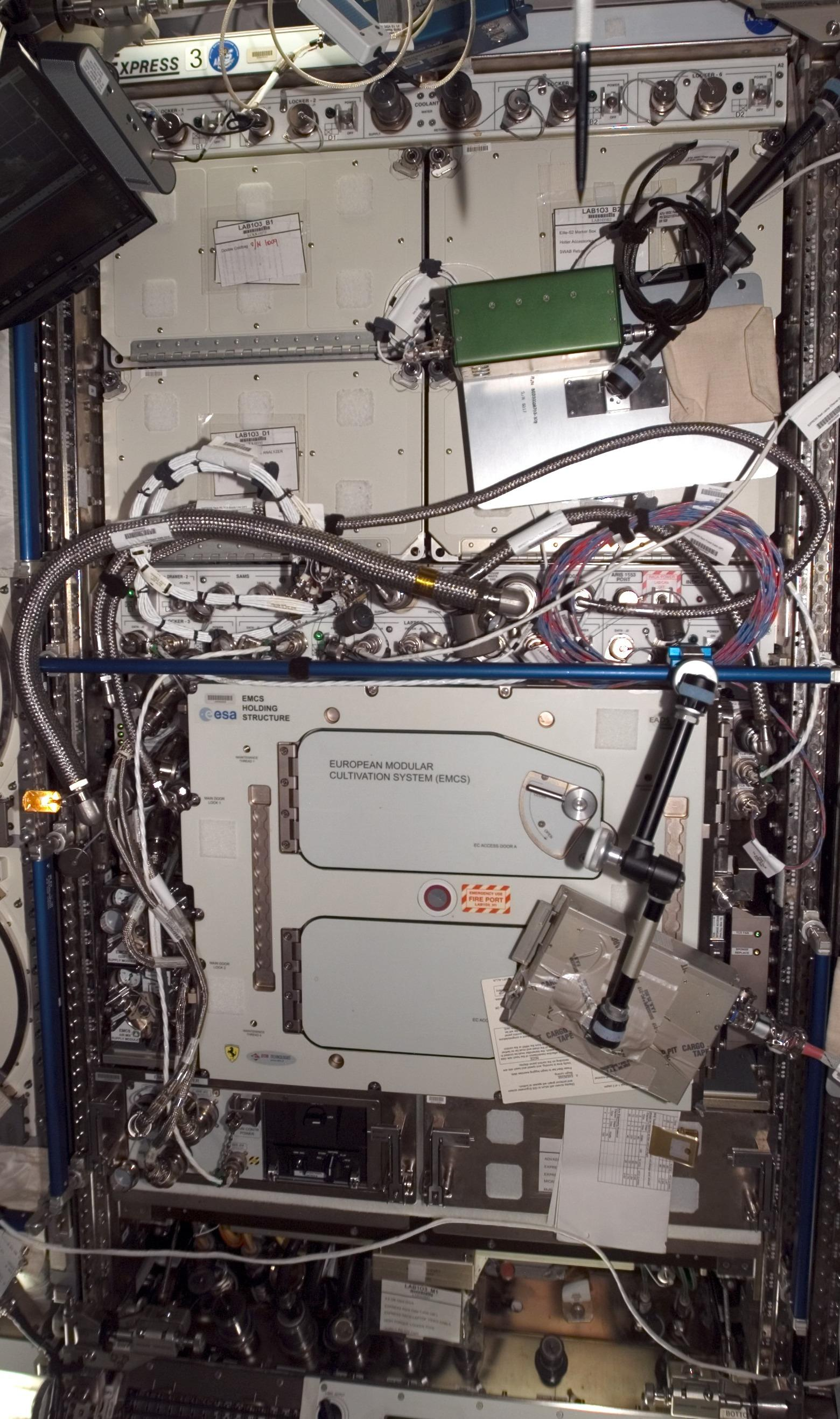 NASA - EXpedite the PRocessing of Experiments for Space Station Racks