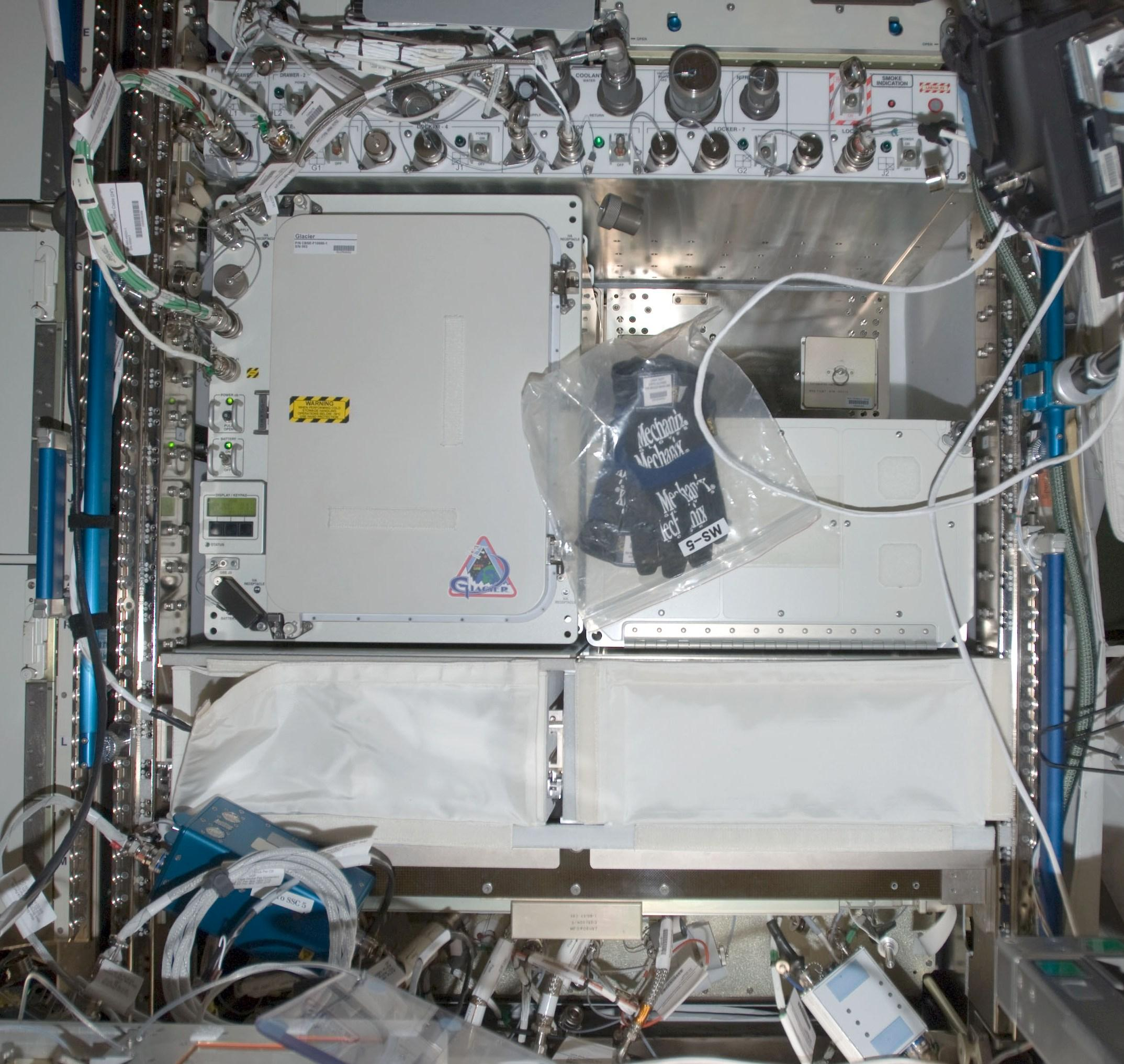 NASA - General Laboratory Active Cryogenic ISS Experiment