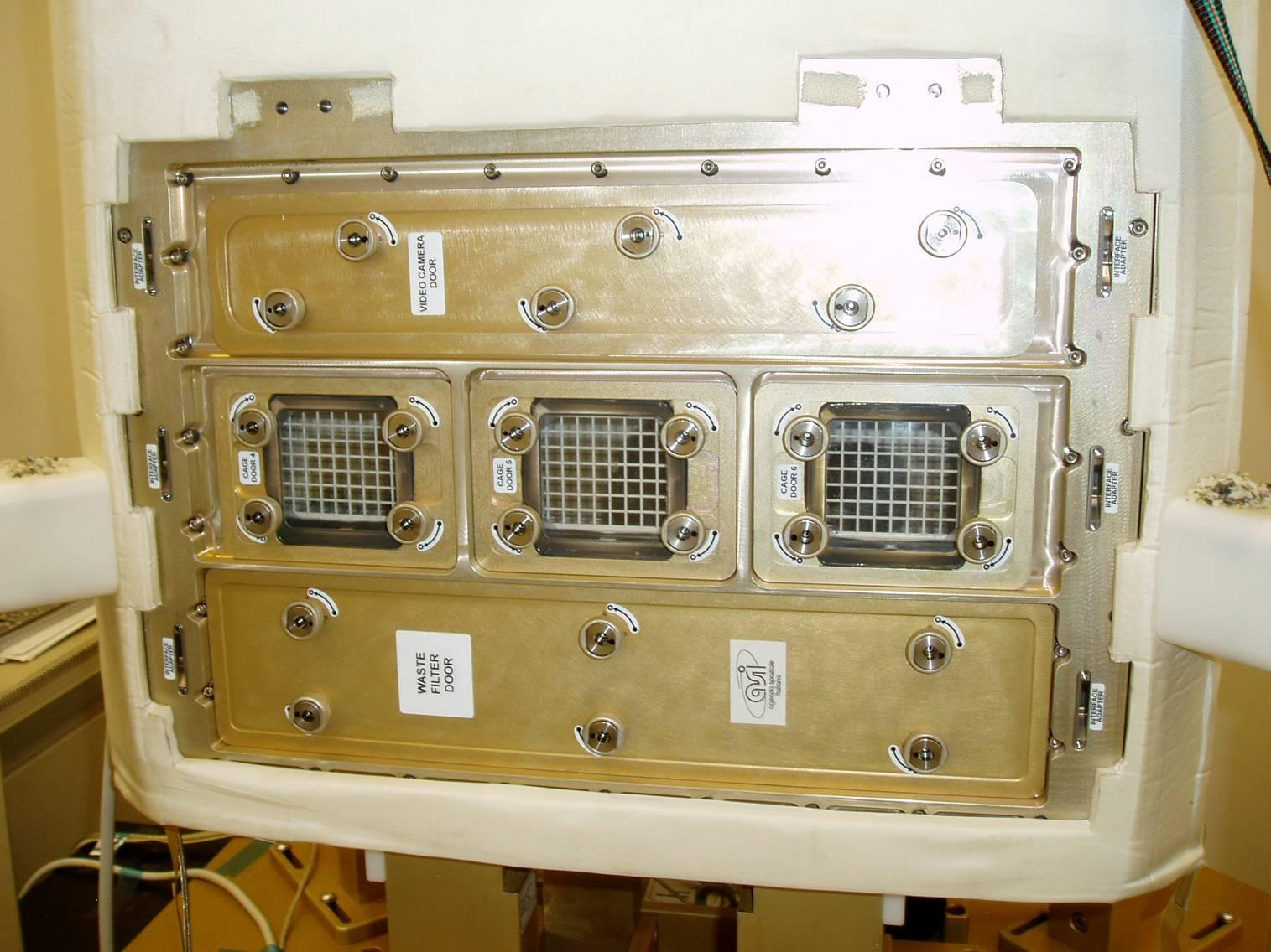 + View Larger Image & NASA - Mice Drawer System Facility Pezcame.Com
