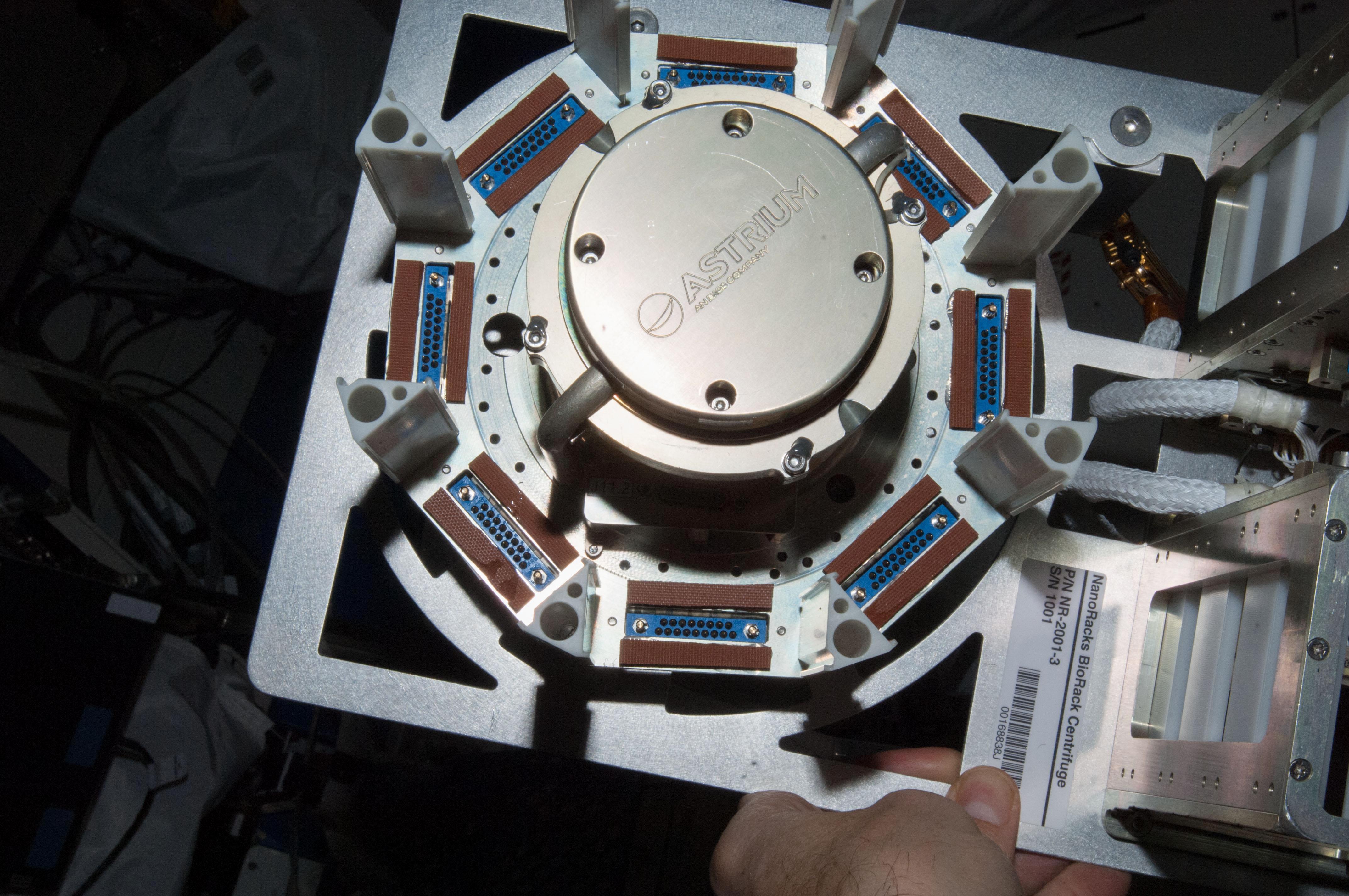 centrifuge nasa - photo #46