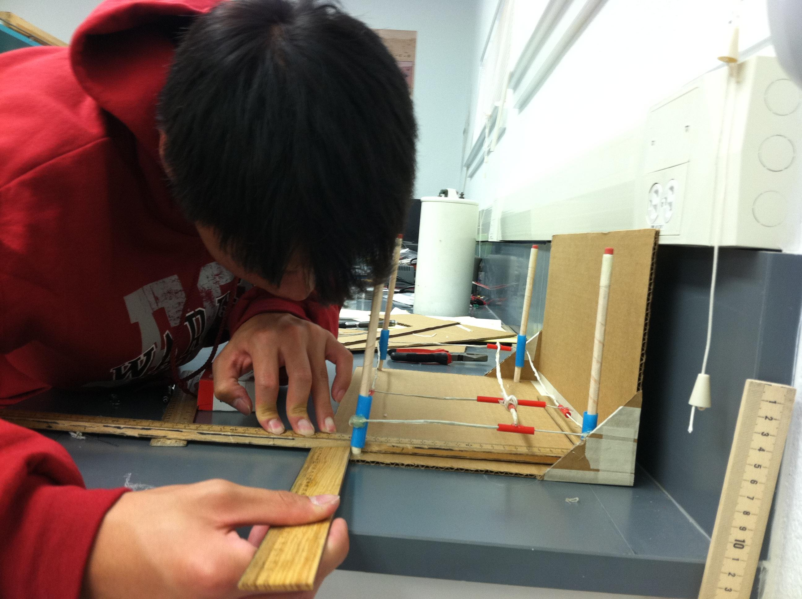 NASA - NanoRacks-Fremont Christian High School-Micro-Robot