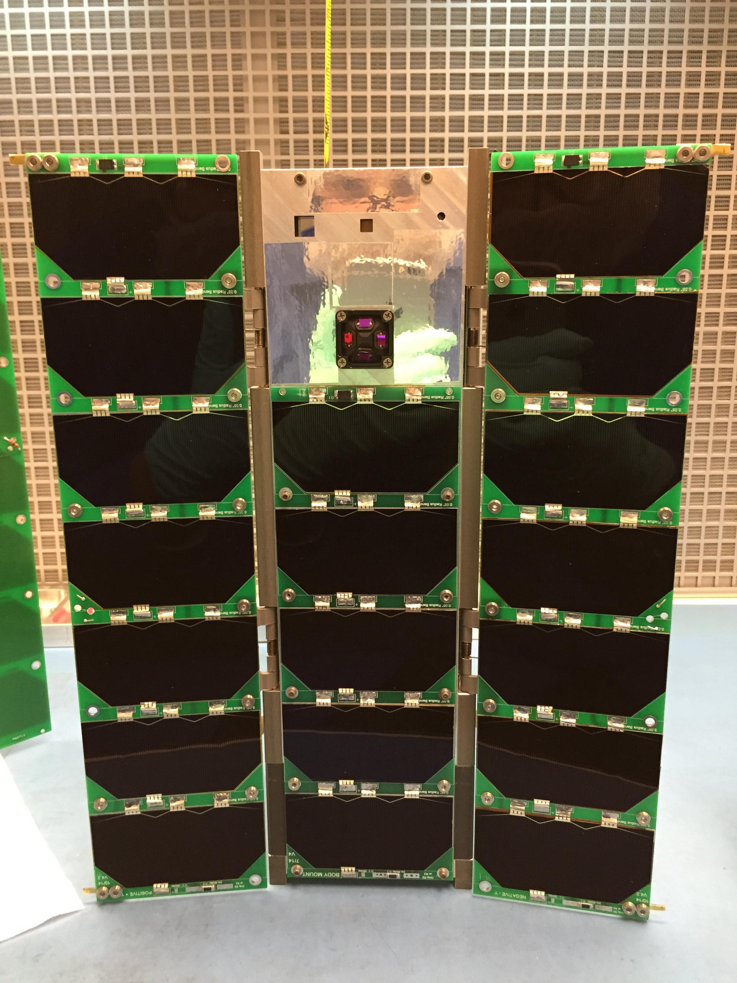 Nasa Nanoracks Miniature X Ray Solar Spectrometer Cubesat