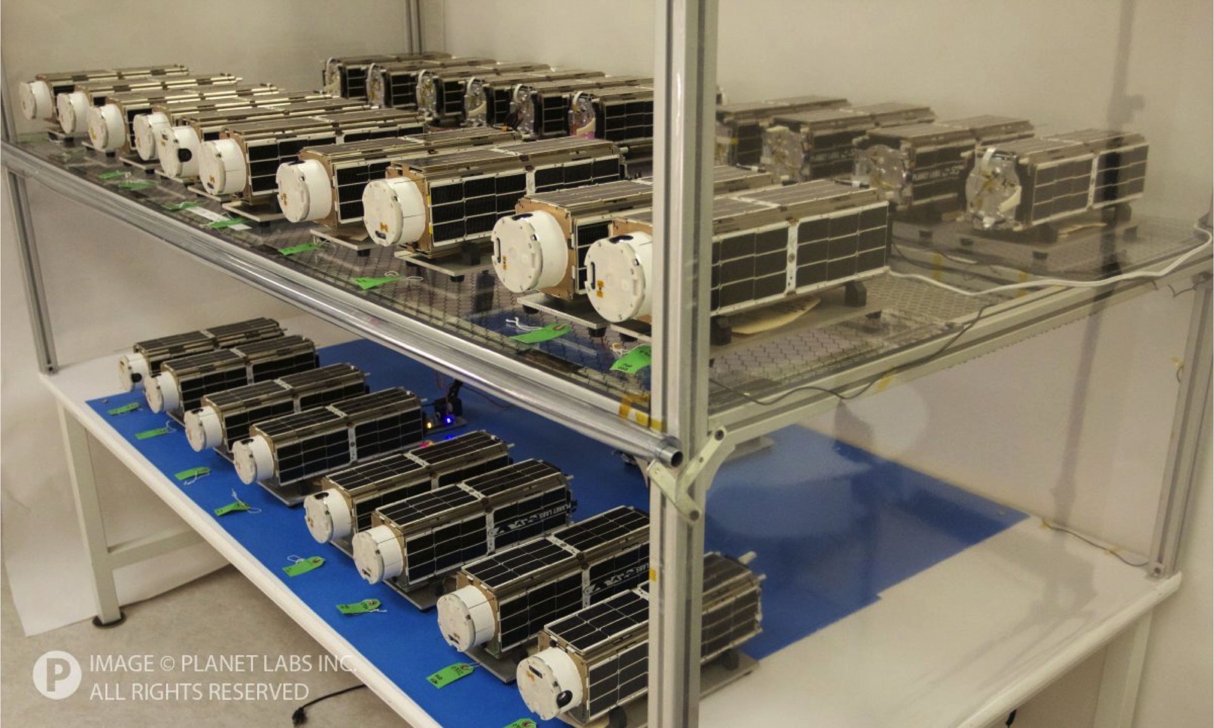 Nasa Nanoracks Planet Labs Dove