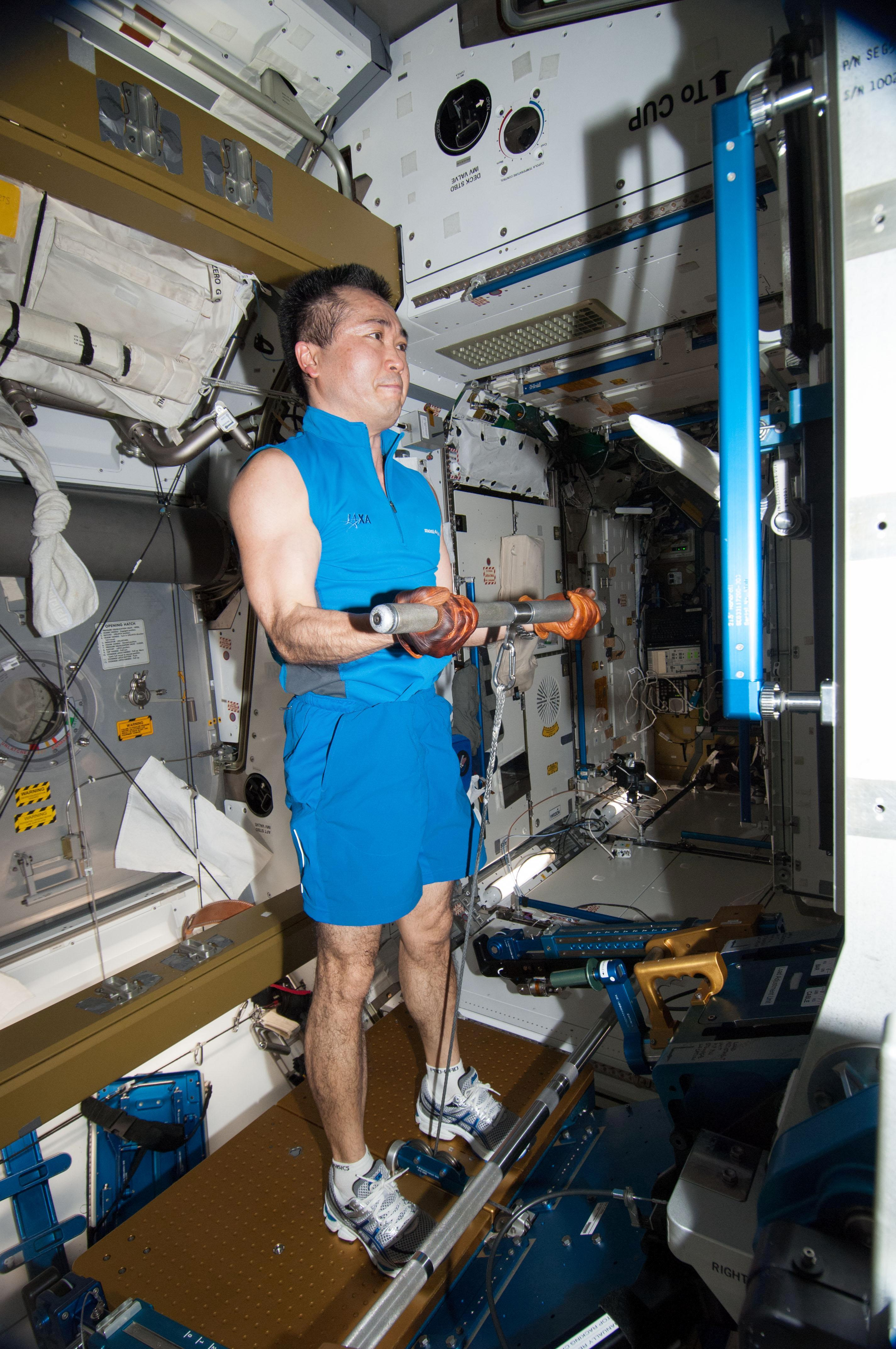 NASA - Advanced Resistive Exercise Device