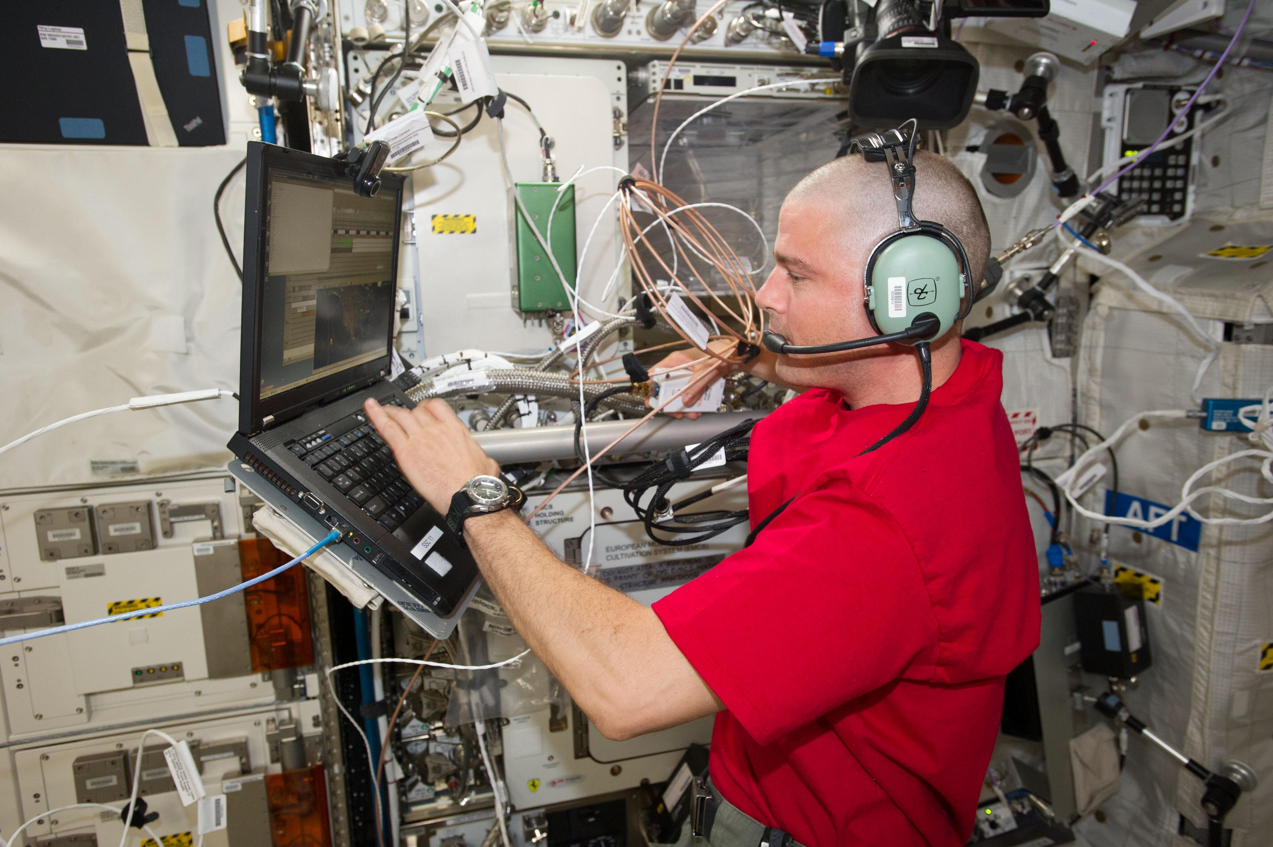 NASA - International Space Station Ham Radio (also known as