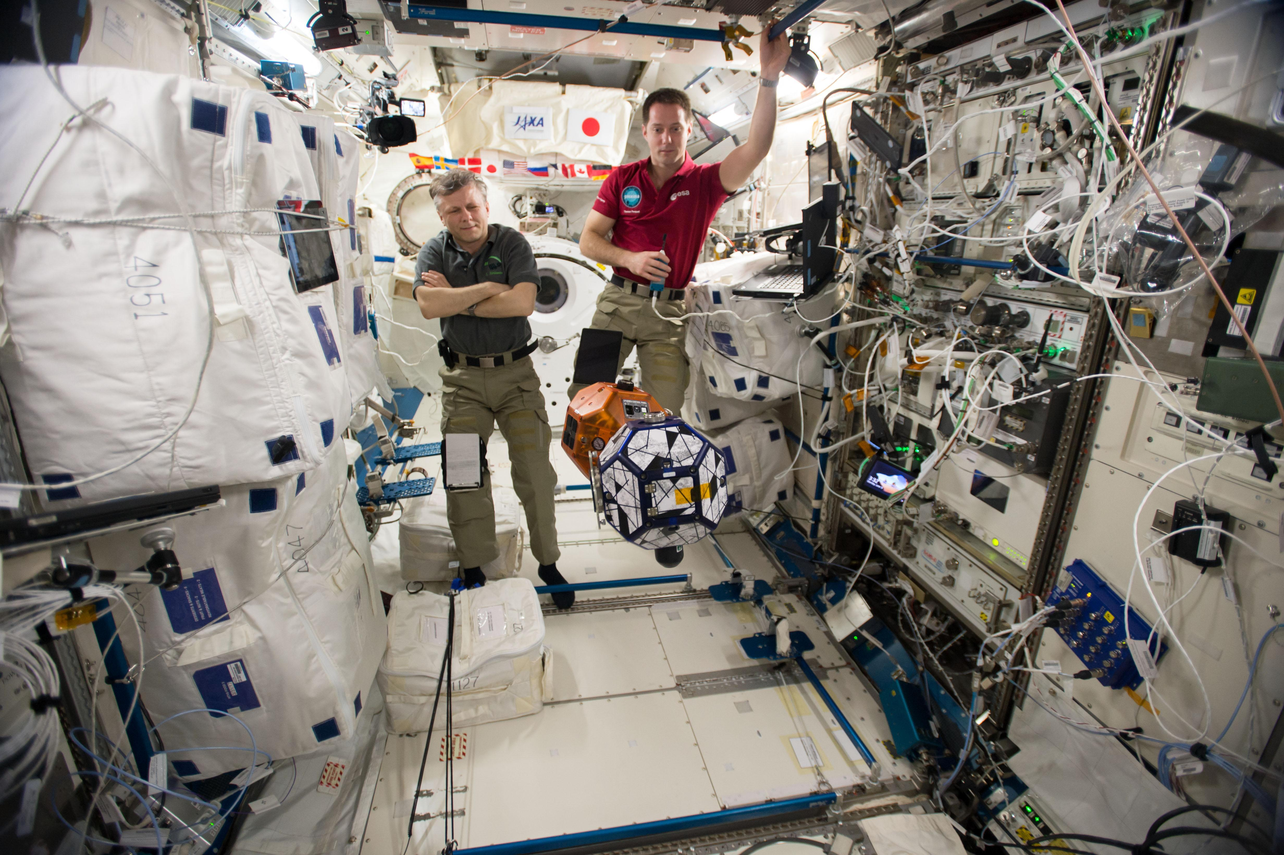 NASA - Synchronized Position Hold, Engage, Reorient