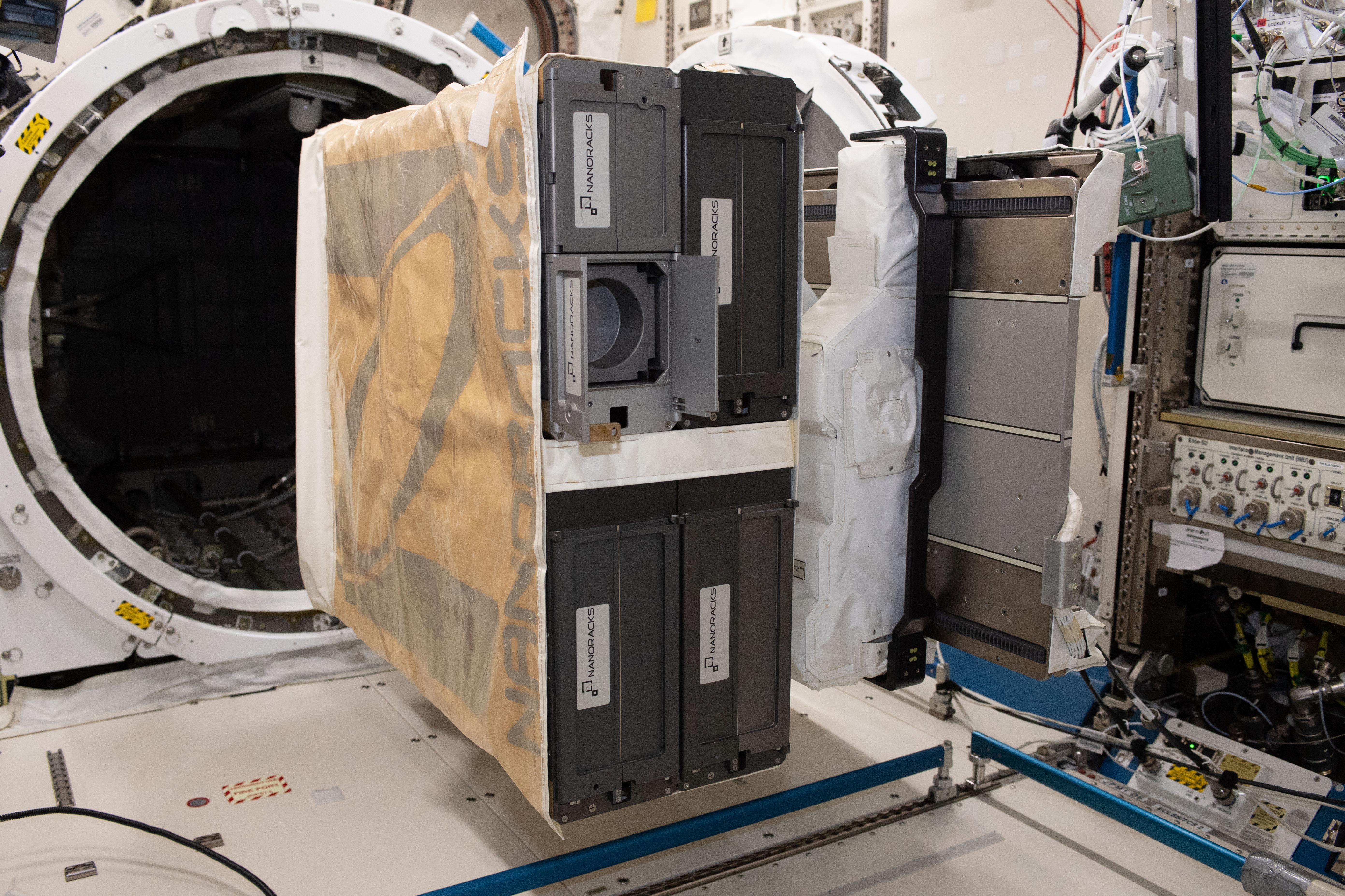 NASA - NanoRacks-EnduroSat One