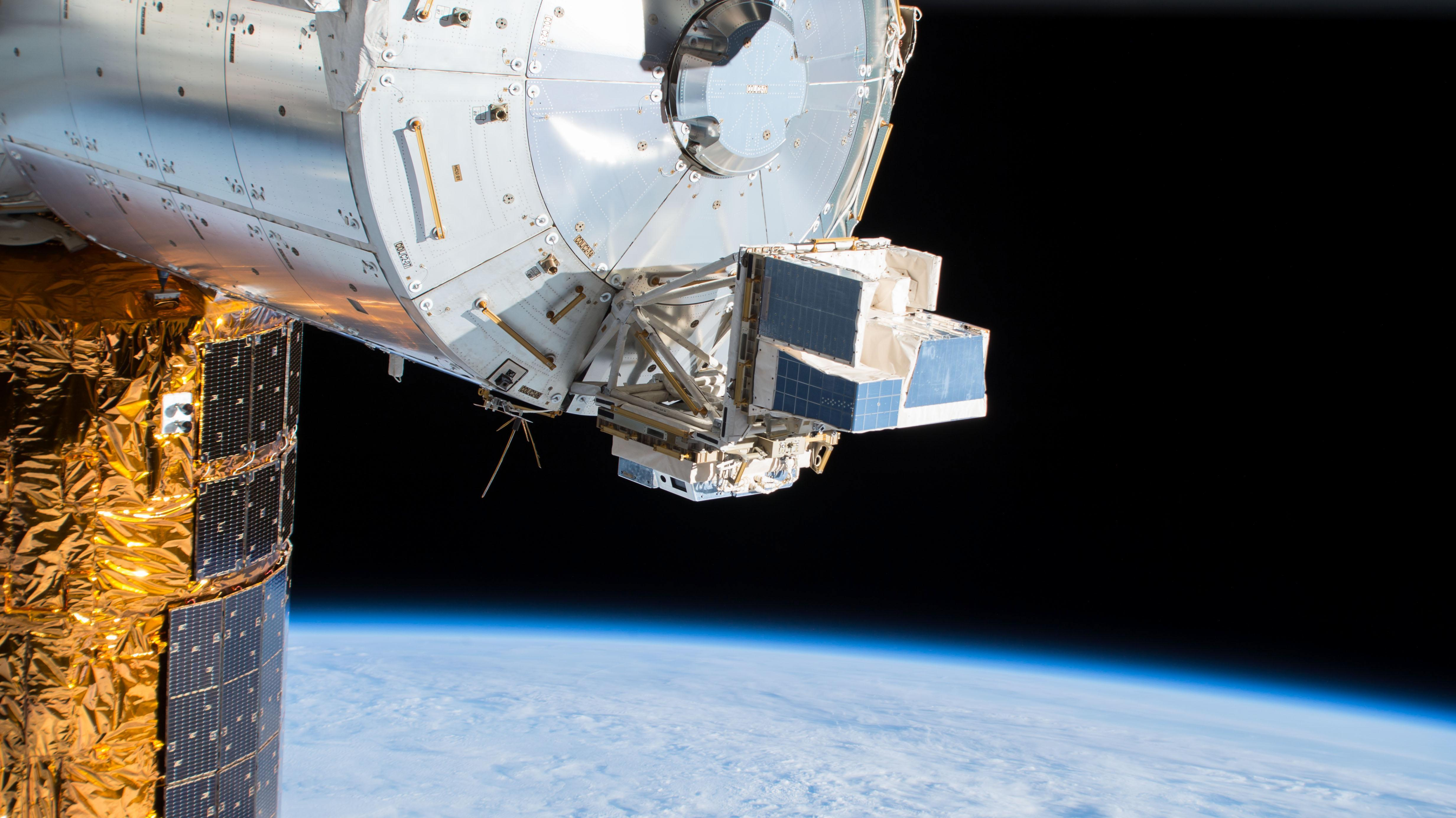 NASA - Atmosphere-Space Interactions Monitor